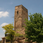 Ardèvol, tower
